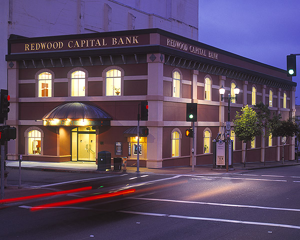 Redwood Capital Bank Eureka California