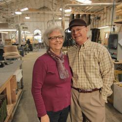 Bruce and Kathy Hamilton